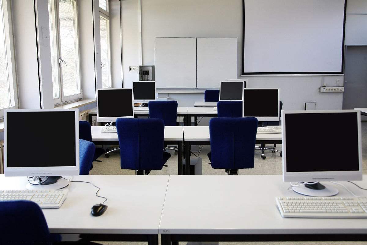 电脑软件制作室
