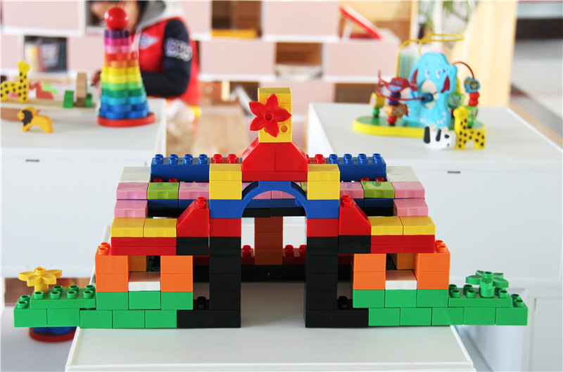 万博ManBetX手机版客户端幼儿建构室